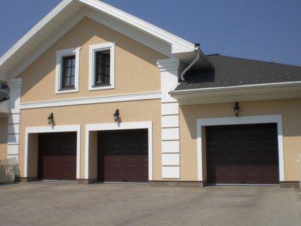 Секционные гаражные ворота «
