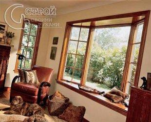 Як встановити дерев'яне вікно - специфічні особливості