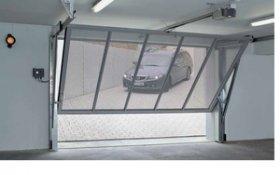 Матеріали для підйомно-поворотних гаражних воріт слід вибирати в залежності від механізму і використовуваного полотна стулки