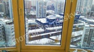 Вікно після ремонту