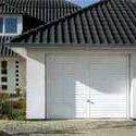 Підйомно-поворотні гаражні ворота Berry фірми HORMANN.