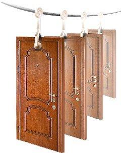 Виробництво вхідних сталевих дверей