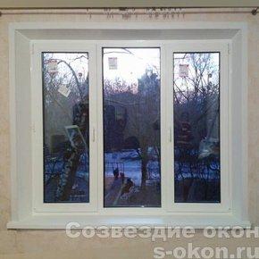 Установка пластикових вікон по ГОСТу